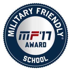 web Military Friendly 2017