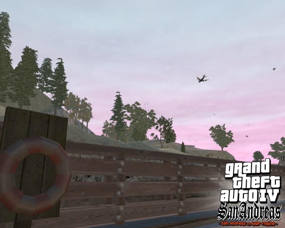 'Grand Theft Auto IV: San Andreas', el sueño de muchos realizado por unos fans (2/6)