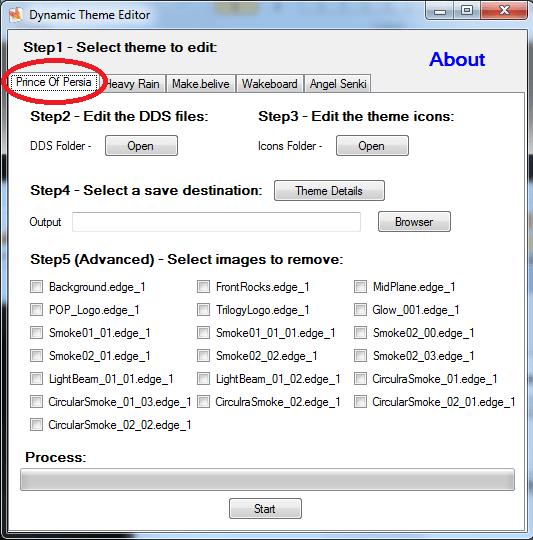 Crea tus propios temas dinámicos con Dynamic Theme Editor (2/6)