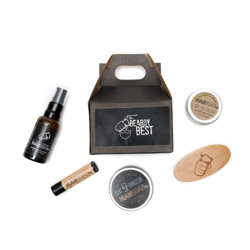 Beardy Best Gift Box | Boîte cadeau