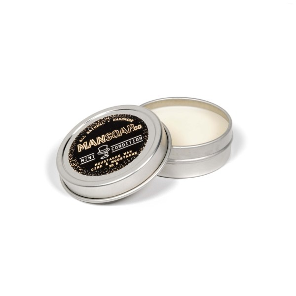 Moustache Wax | Cire à moustache