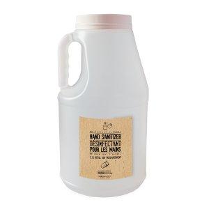 Hand Sanitizer Refill Jug