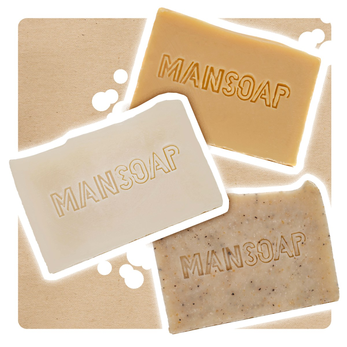 HandMade Soap   Savon fait à la main