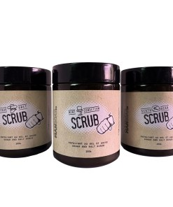 Sugar and Salt Scrub | Exfoliant au sel et sucre