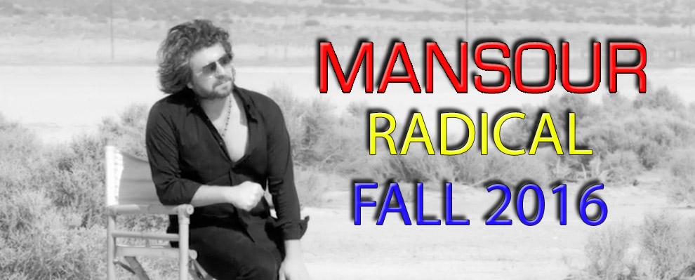 Mansour - Radical Album Coming Soon