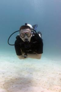 PADI reactivate skills session