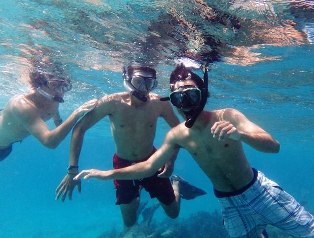 nusa lembongan snorkeling tour with aleks