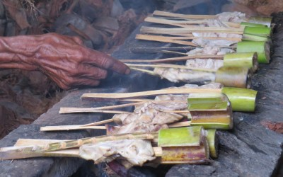 Sate iwak pe, are you eating mobula ray?