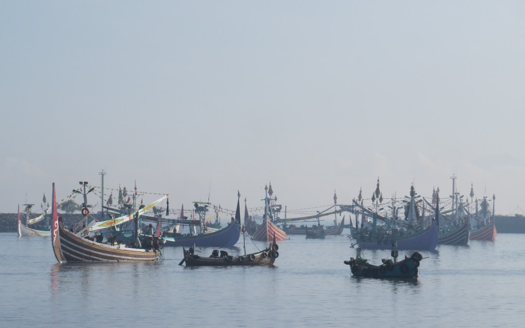 Seasonal Dynamics of the Bali Strait Fishery