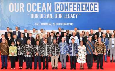 MantaWatch launches 3-year program at Our Oceans Conference
