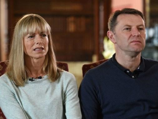 Kate y Perry McCann, los McCann, desaparicion madeleine mccann,
