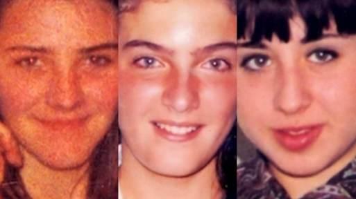 Míriam, Desireé y Toñi, niñas de alcàsser, el caso alcasser