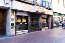 Calle Teresa Gil, Valladolid