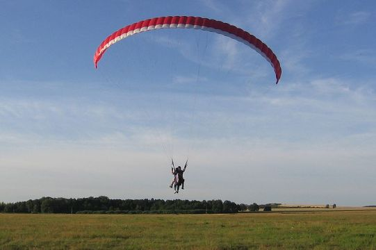 Paragliding Learning