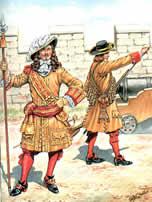 Marines, ca. 1664