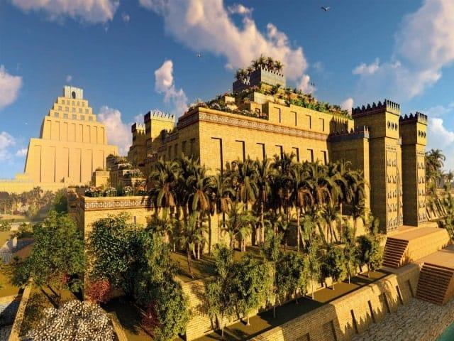 حدائق بابل المعلقة