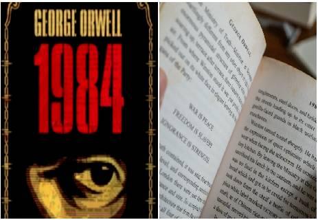 جورج أورويل؛ نقد رواية 1984؛ تحليل رواية جورج أورويل 1984