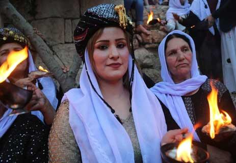 أصل الديانة الإيزيدية