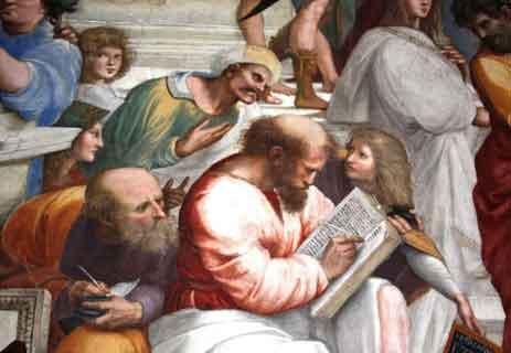 فلسفة فيثاغورس؛ إنجازات فيثاغورس