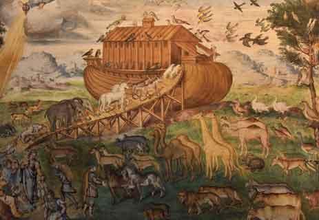 أبناء نوح
