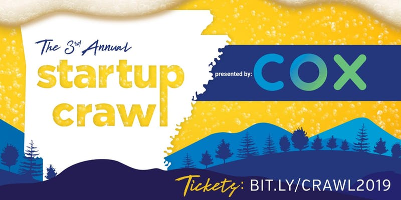 Northwest Arkansas Startup Crawl 2019