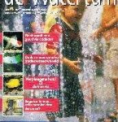 My magazine The Watergarden.