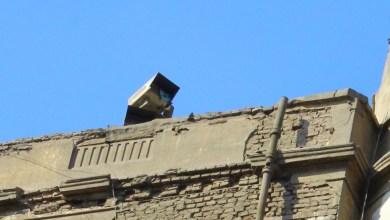كاميرات مراقبة بوسط البلد