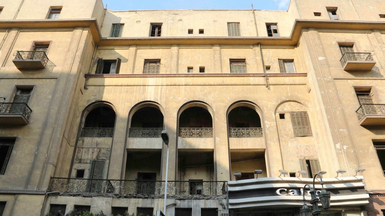 فندق الكونتننتال - تصوير: صديق البخشونجي
