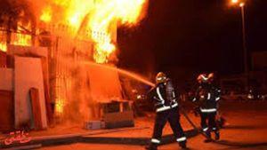 السيطرة على حريق بمركز السموم بالقصر العيني