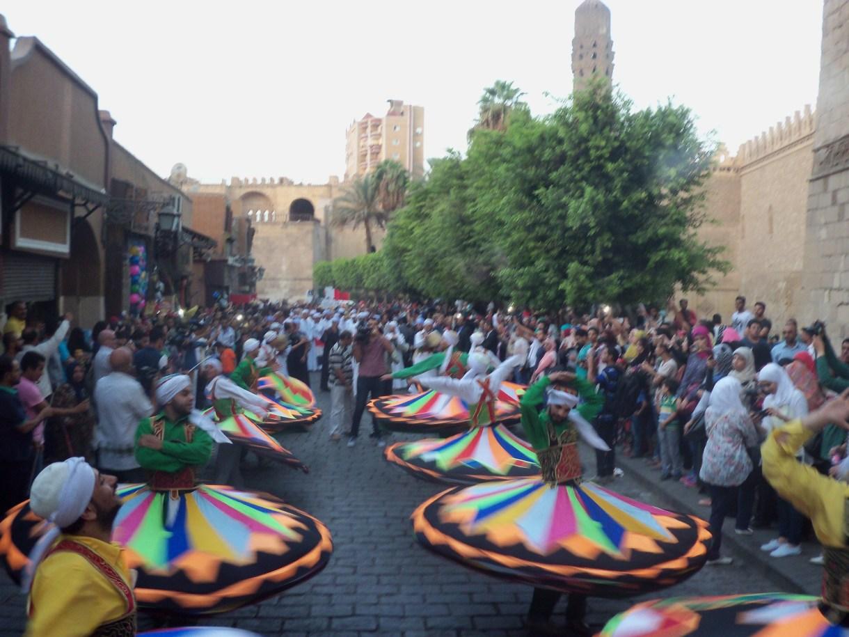 حفلة المولد بشارع المعز- صورة أرشيفية