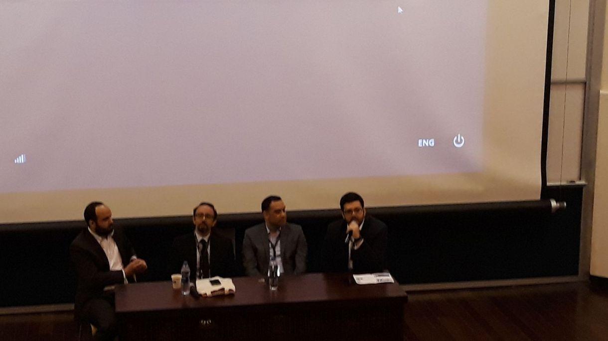 طارق عطية مشاركا في ندوة ما أجل صحافة بيانات متعمقة