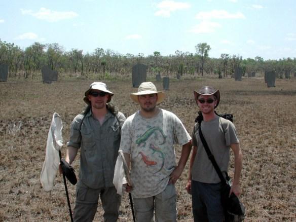 Heath Mike Gavin termite