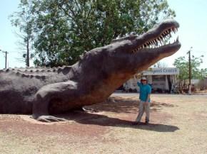 Mike big croc