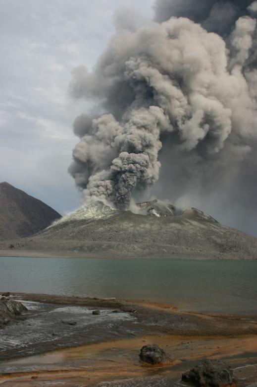 Rabaul Volcano 4