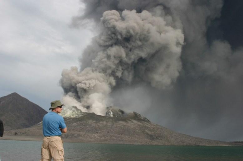 Rabaul Volcano 6