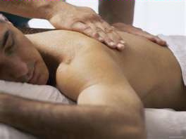 man to man massage London