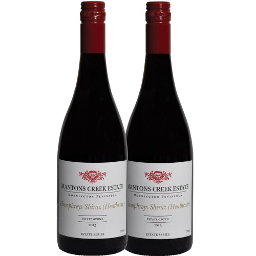 2015 Humphreys Shiraz (2x Pk)