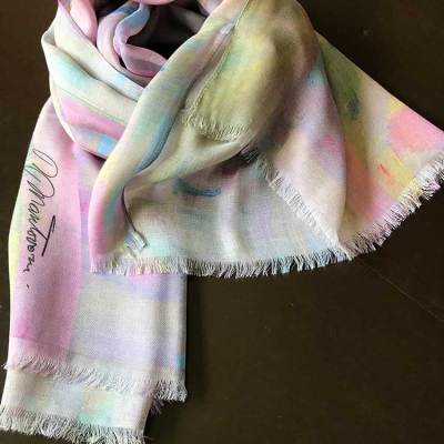 Cashmere modal luxury scarf