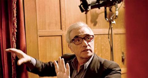 🟢مارتن سكورسيزي في «هاربرز» يحيي فيلليني وفن السينما WWW.MANTOWF.COM منتوف 💬