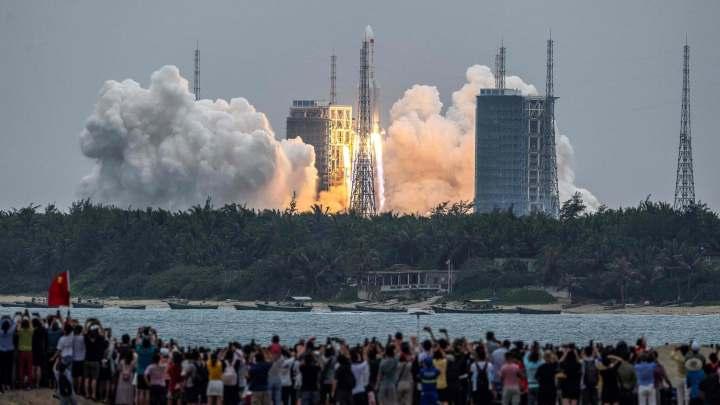 ✅ أخيراً بعد صمت طويل.. الصين تكشف عن مكان سقوط صاروخها المرعب