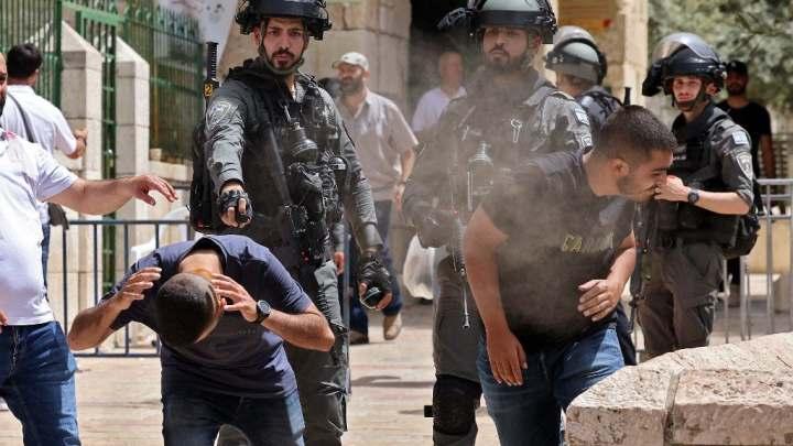 ✅ انفجارات تهز القدس.. إطلاق صواريخ من غزة نحو إسرائيل