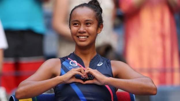 المراهق فرنانديز إلى نصف نهائي بطولة أمريكا المفتوحة  💢