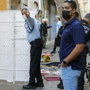 القوات الإسرائيلية تقتل امرأة حاولت طعن ضباط في القدس القديمة ومسلحا قرب جنين