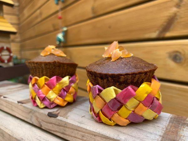 Muffin  al caffè di cicoria