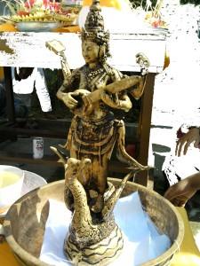 arca saraswati