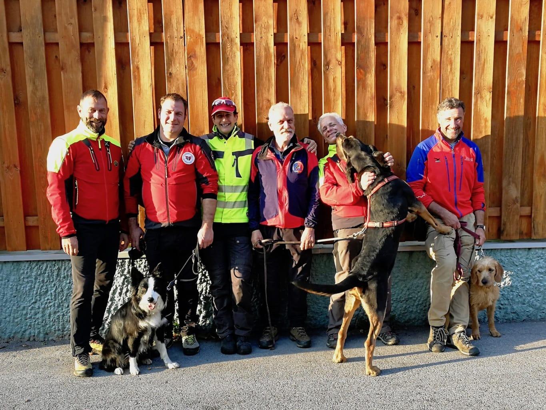 Südtiroler Rettungskräfte