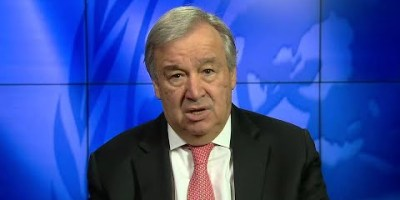 UN chief on World Environment Day 2020