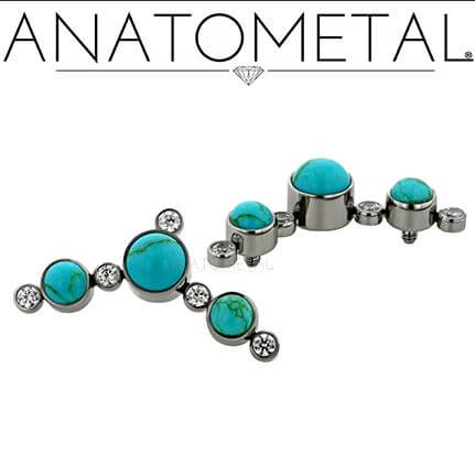 Anatometal jewelry