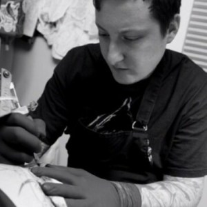 mantra tattoo artist