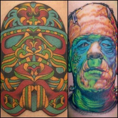 tattoo artist in Denver